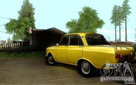 ENBSeries By Eralhan для GTA San Andreas второй скриншот