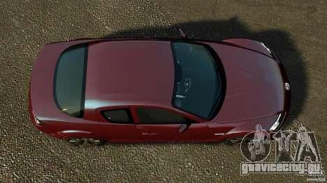 Mazda RX-8 R3 2011 для GTA 4 вид справа