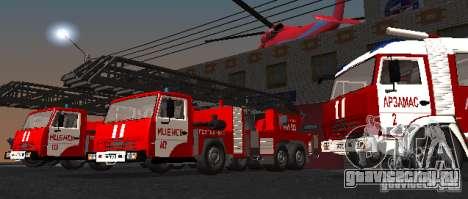 КамАЗ 53229 для GTA San Andreas вид справа
