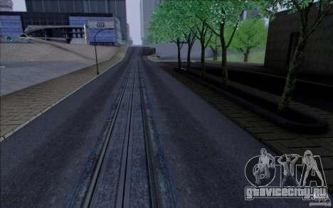 HD Дороги V3.0 для GTA San Andreas четвёртый скриншот