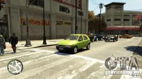Fiat Palio для GTA 4
