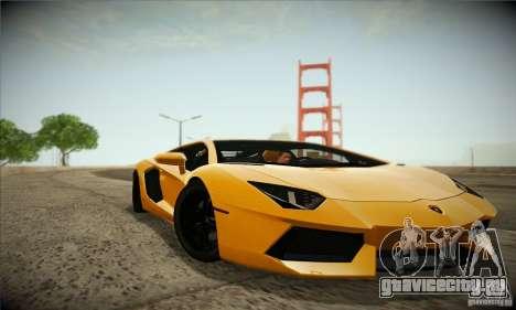 New ENB by Russkiy Sergant V1.0 для GTA San Andreas