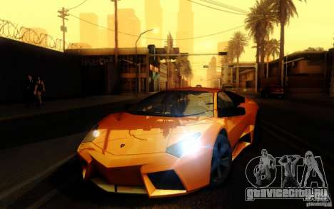ENBSeries By Eralhan для GTA San Andreas восьмой скриншот