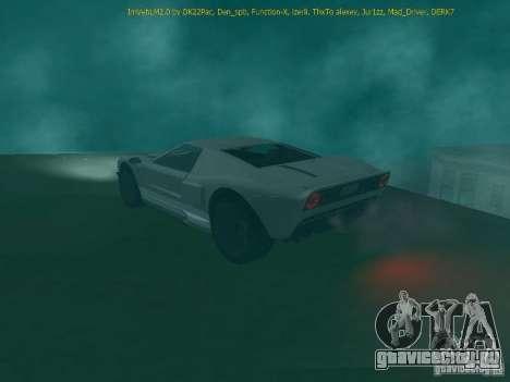 Bullet из GTA TBoGT IVF для GTA San Andreas вид сзади слева