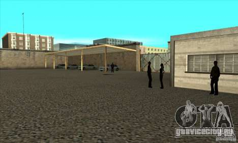 Оживление автошколы в San-Fierro V 2.0 Final для GTA San Andreas второй скриншот