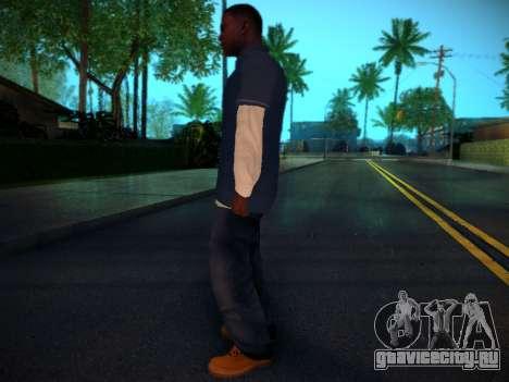 Франклин для GTA San Andreas третий скриншот