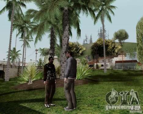 Roman для GTA San Andreas четвёртый скриншот