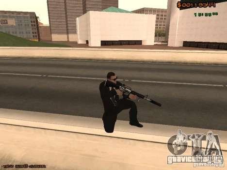 Gray weapons pack для GTA San Andreas пятый скриншот