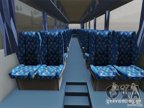 Neoplan Tourliner. Rural Tours 1502 для GTA San Andreas двигатель