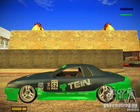 Пак винилов для Elegy для GTA San Andreas двигатель