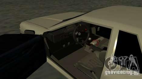 Elegy Roportuance для GTA San Andreas вид справа