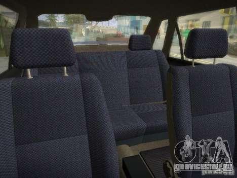 Daewoo-FSO Polonez Atu Plus 1.6 для GTA San Andreas вид изнутри