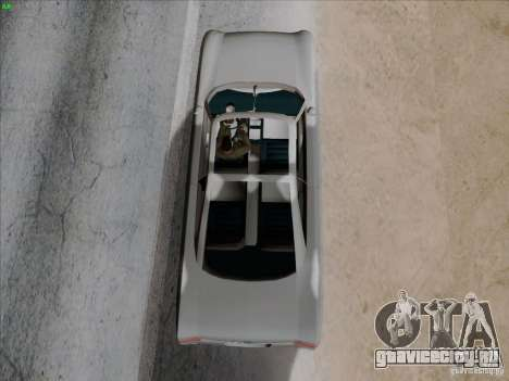 Ford Fortynine для GTA San Andreas вид справа