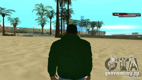 Sweet для GTA San Andreas четвёртый скриншот