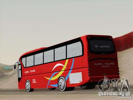 Neoplan Tourliner. Rural Tours 1502 для GTA San Andreas вид справа