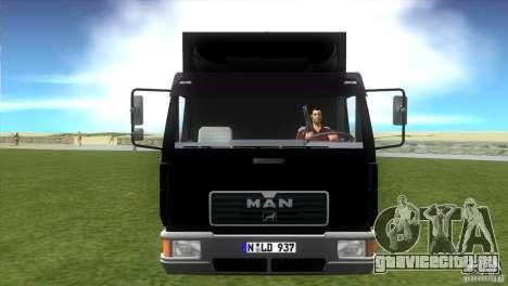 MAN L2000 v0.9 для GTA Vice City вид сзади слева