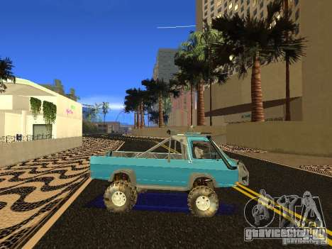 РАФ 2203 для GTA San Andreas вид слева