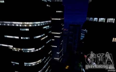 SA Beautiful Realistic Graphics 1.6 для GTA San Andreas восьмой скриншот
