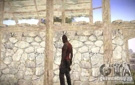 Ваас из Far Cry 3 для GTA San Andreas четвёртый скриншот