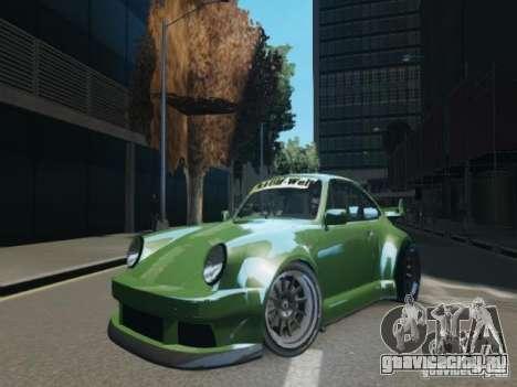 Porsche 911 Turbo RWB Pandora One Beta для GTA 4