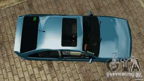Chevrolet Kadett GSI для GTA 4 вид справа