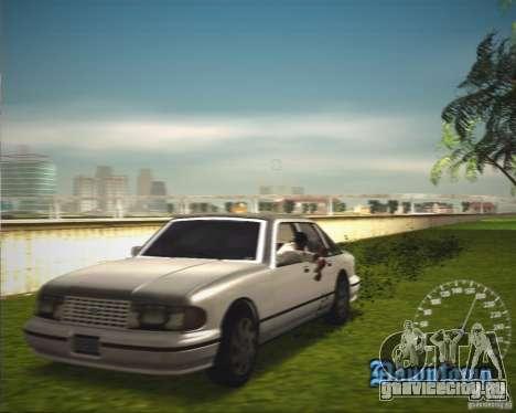 ECHO HD from GTA 3 для GTA San Andreas вид сбоку