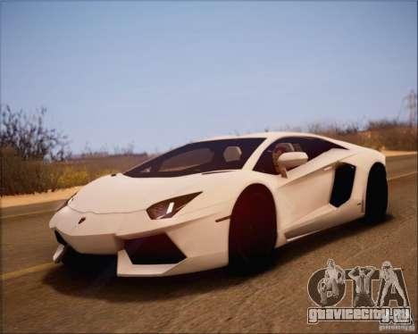 SA_NGGE ENBSeries v1.2 Final для GTA San Andreas пятый скриншот