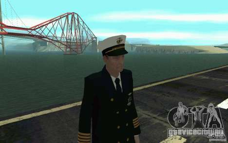 Admiral HD для GTA San Andreas третий скриншот