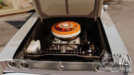 Dodge Coronet 1967 для GTA 4 вид сбоку