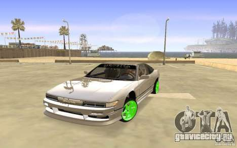 Nissan 200SX Monster Energy для GTA San Andreas