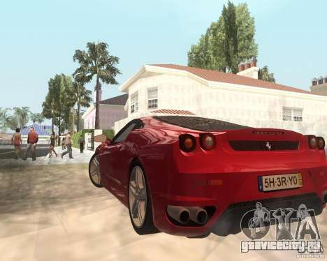 Star ENBSeries by Nikoo Bel для GTA San Andreas шестой скриншот