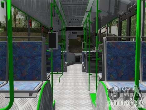 Design X3 для GTA San Andreas салон