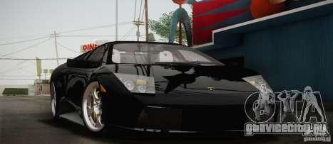 GTA San Andreas. 2013-06-16 16:24:42. Особенности авто: - Качественный ку