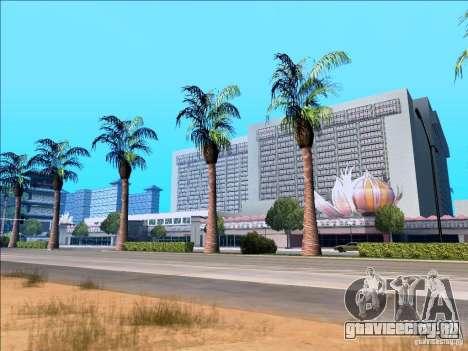 ENBSeries v1.1 для GTA San Andreas девятый скриншот
