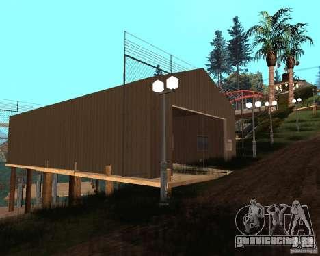 Вилла в Рыбацкой лагуне для GTA San Andreas восьмой скриншот