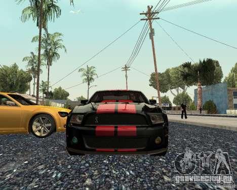 Star ENBSeries by Nikoo Bel для GTA San Andreas десятый скриншот