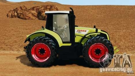 Claas Axion 850 для GTA 4