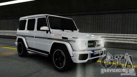 Mercedes-Benz G65 AMG (W463) 2012 v1.2 для GTA 4