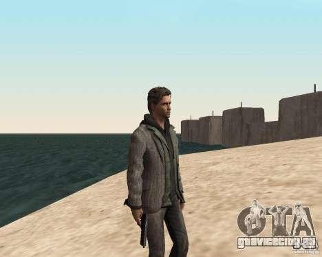 Аlan Wake для GTA San Andreas