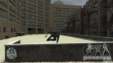 Assassins Creed III Tomahawk для GTA 4 второй скриншот