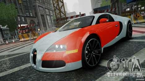Bugatti Veyron 16.4 v1.0 wheel 1 для GTA 4 вид сбоку