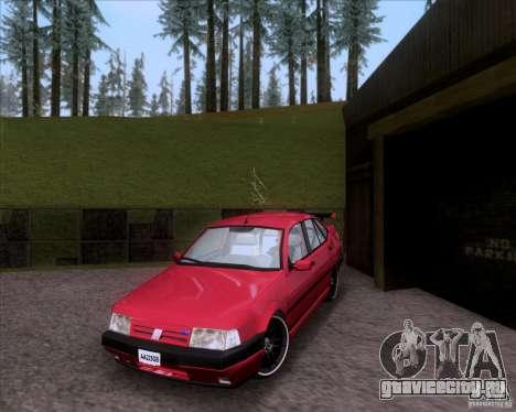 Fiat Tempra 1998 Tuning для GTA San Andreas
