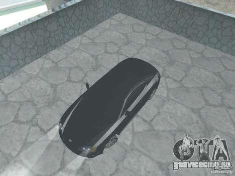 Hyundai Tiburon GT для GTA San Andreas вид сзади