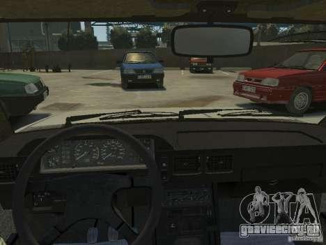 FSO Polonez Atu для GTA 4 вид сзади слева