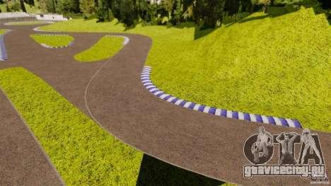 Meihan Circuit для GTA 4 пятый скриншот