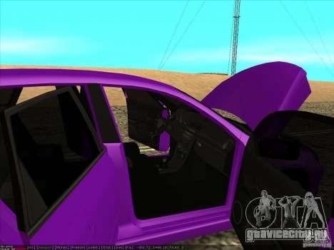 Mazda Speed 3 Stance для GTA San Andreas вид сбоку