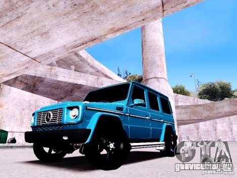 Mercedes-Benz G65 2012 для GTA San Andreas