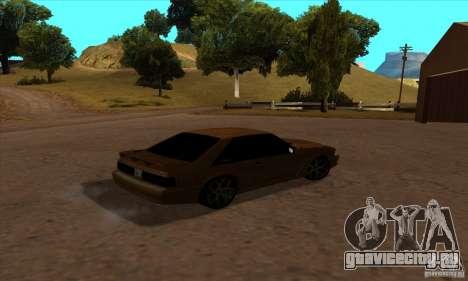 Ford Mustang SVT Cobra 1993 для GTA San Andreas вид слева