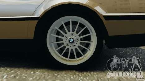 BMW 750iL E38 1998 для GTA 4 салон