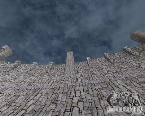 Новая текстура дамбы для GTA San Andreas